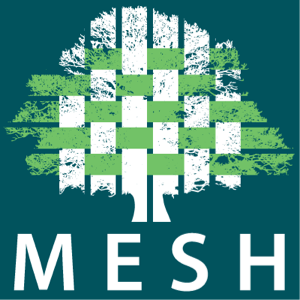 MESH logo, courtesy of Justin Andrew Johnson and NatCap