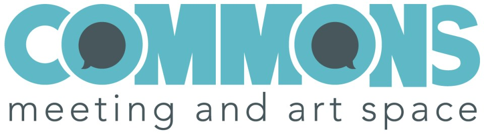 Commons Meeting and Art Space Logo