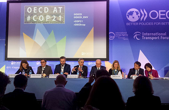 Mexico leaders calling for sustainability