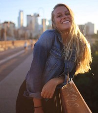 Portrait: Lauren Shultz