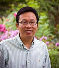 Portrait: Tian He