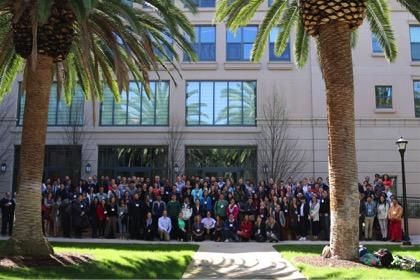 2016 NatCap Symposium attendees