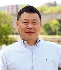 Portrait: Lian Shen