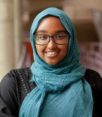 Portrait: Najma Ali