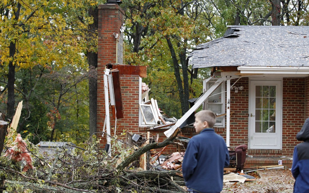 Sandy Victims Forced to Return FEMA Funds