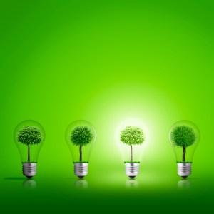 bright green idea
