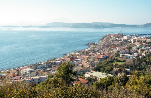 A recent study has noted that the area around Campi Flegrei, a supervolcano in Italy, is showing signs of increased pressure, which could mean an eruption.