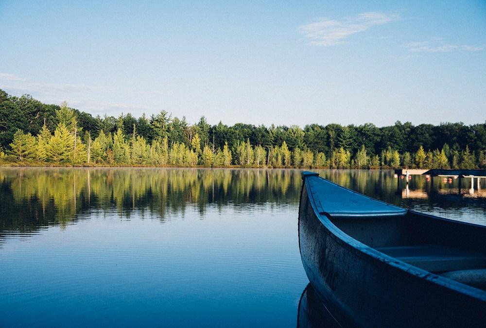 North American Lakes Becoming Increasingly Salty