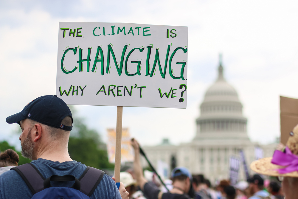 With or Without U.S., World Fights Climate Change