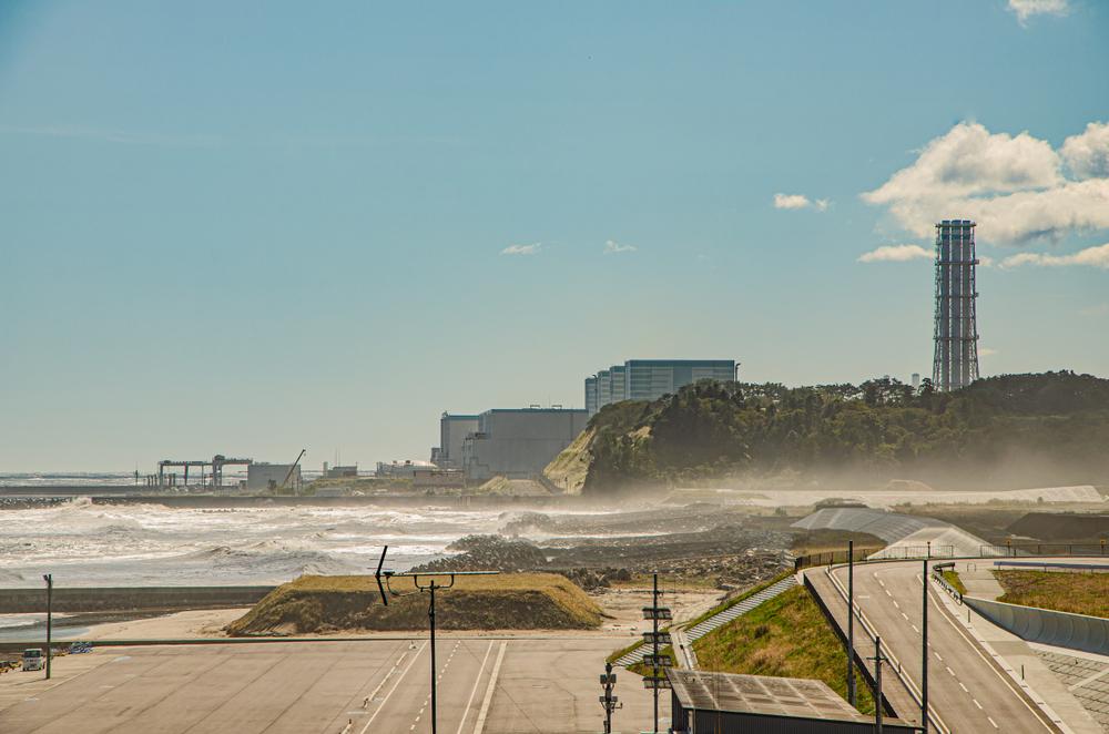 Water From Fukushima to Be Let Out At Sea