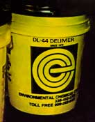 DL-44 De-Limer - Environmental Chemical Corporation