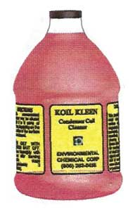 Koil Kleen - Environmental Chemical Corporation
