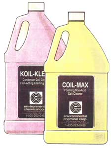 Koil-Kleen and Coil-Max