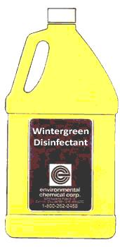 Wintergreen Disinfectant