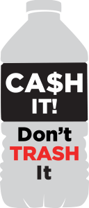 Environmental Defence - Cash it dont trash it logo 16-04-01