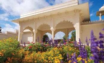 Figure 3: Pavilion of Char Bagh Garden.