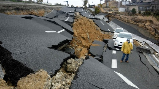 Full Information about Earthquakes for Projects and Students.