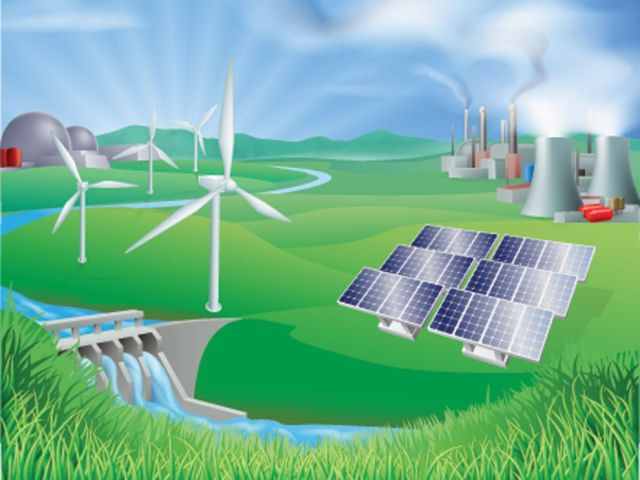 Top 6 Environmentally Friendly Energy Sources