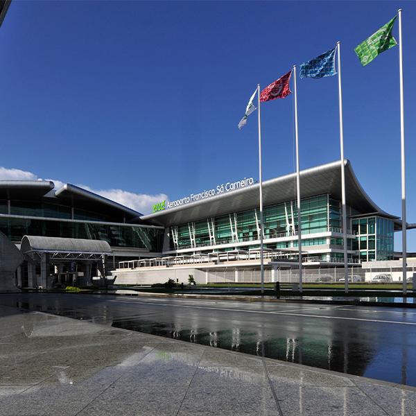 Francisco Sá Carneiro Airport   Porto – Portugal