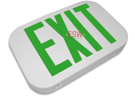 Thermoplastic signage provides excellent energy savings
