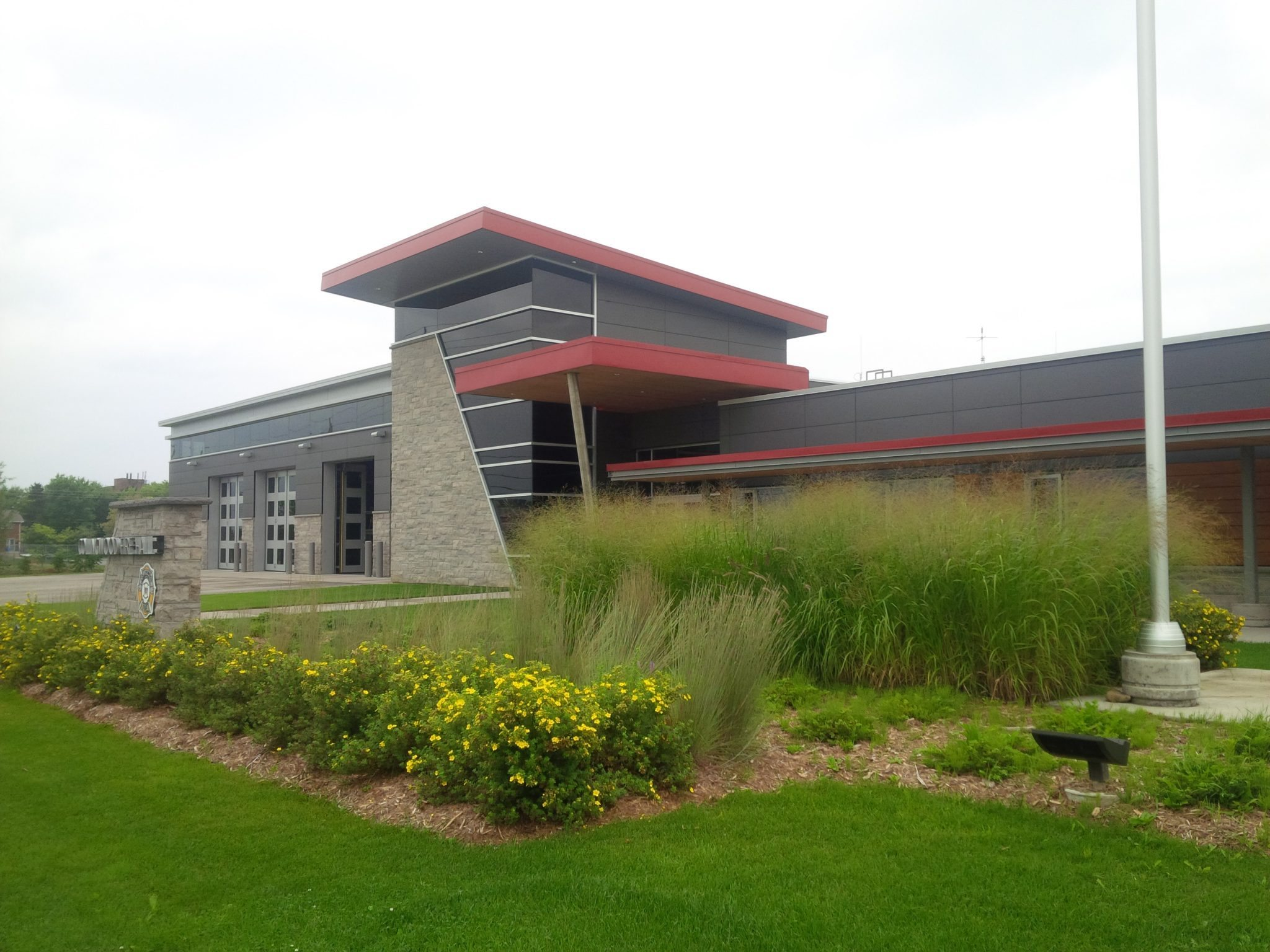Landscape Design Ryerson