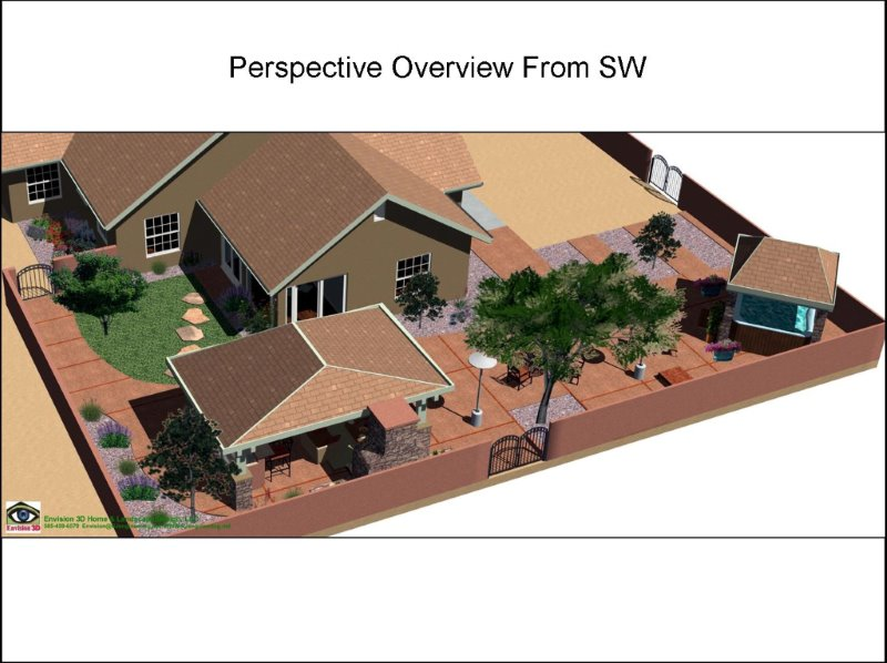 3D Home & Landcape Design
