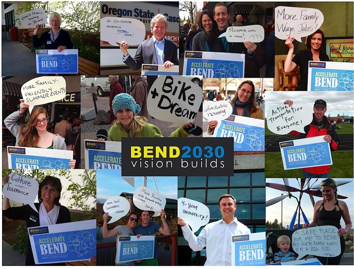 Bend 2030 montage