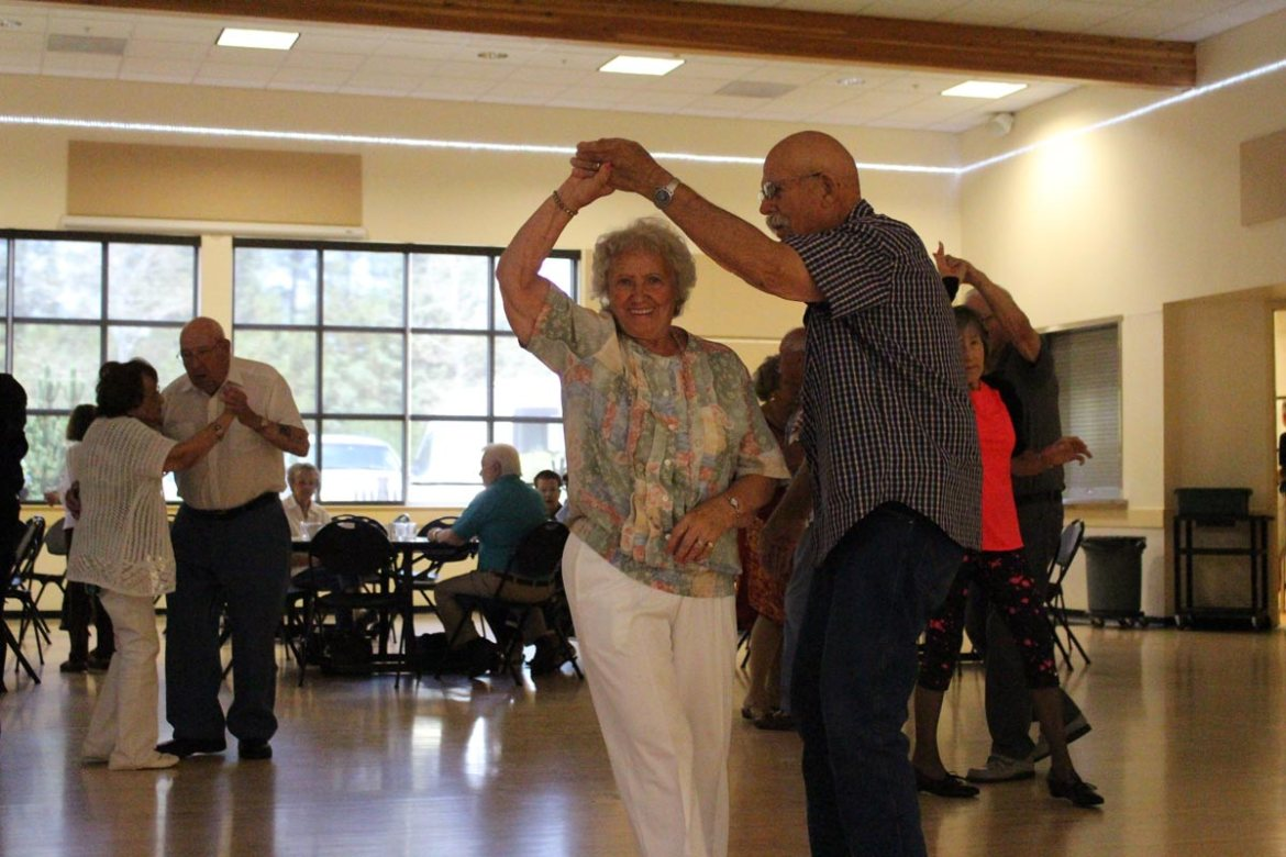 Bend Senior Center Dance and Live Band