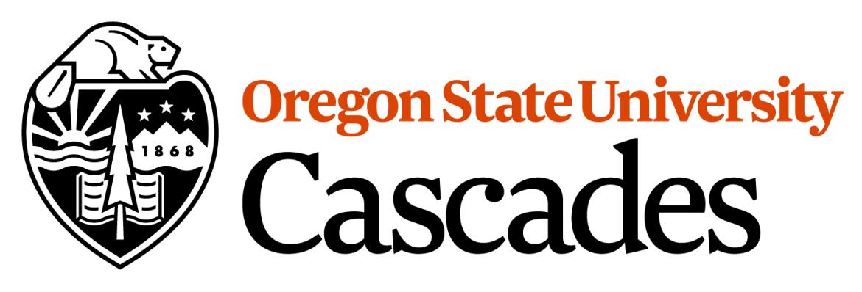 Oregon State University Cascades logo