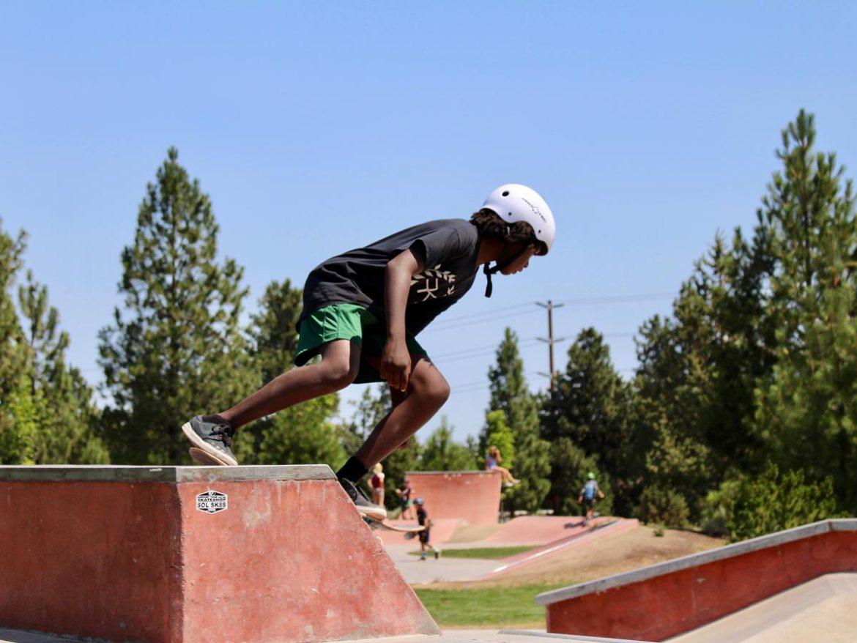 Ponderosa Park and Skate Park