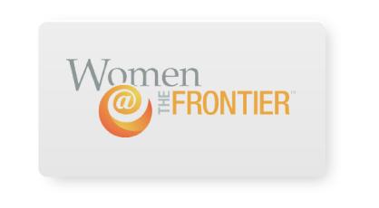 Women the frontier