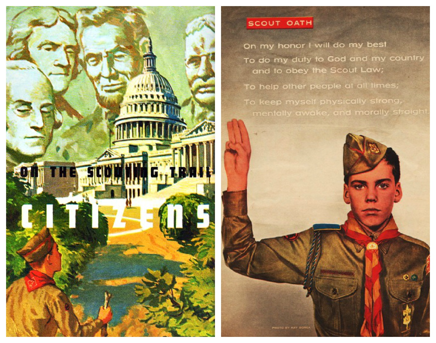 Boy Scouts Morally Straight And