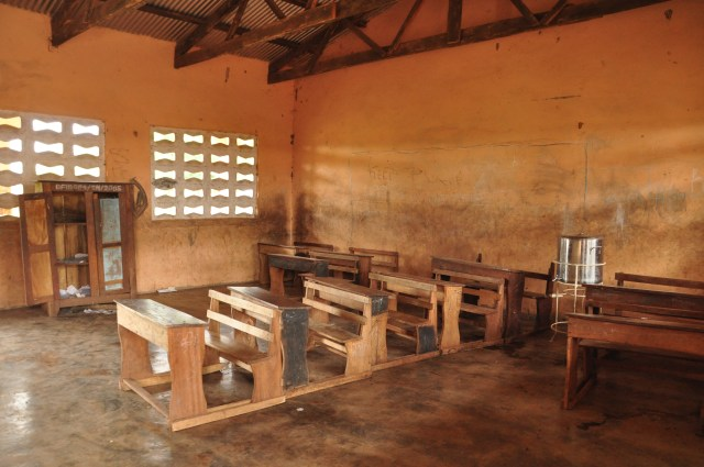Low resource school room. Can edtech be used in this setting?