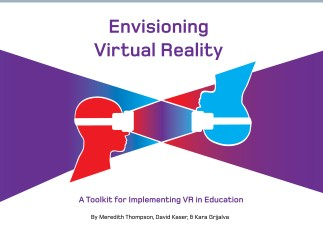envisioning virtual reality, VR in education