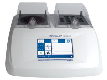 vario HC heating block