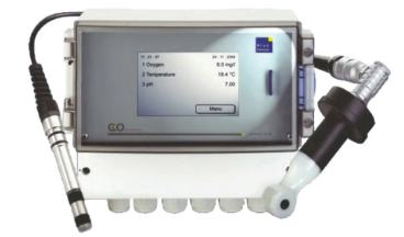 multiparameter transmitter