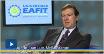 Juan Luis Mejía Arango invita a seguir En Vivo