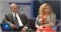 Entrevista con Brigitte Anschuetz y Juan F. Caraballo