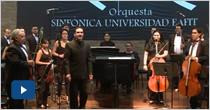 X Concierto Orquesta Sinfónica EAFIT