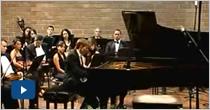 Concierto Inaugural. XI Temporada 2010 de la Orquesta Sinfónica Eafit.