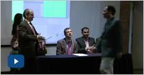 Presentación de la Colección Académica del Fondo Editorial durante el segundo semestre de 2011