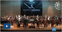 III Concierto de Temporada 2012. Orquesta Sinfónica Universidad EAFIT