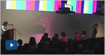 Inauguración Centro Multimedial Universidad EAFIT