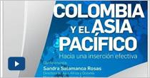 Colombia y el Asia Pacífico, hacia una inserción efectiva