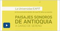 Paisajes Sonoros de Antioquia