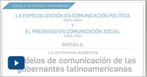 Modelos de comunicación de las gobernantes latinoamericanas