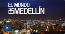 El mundo en Medellín: Corea del Sur