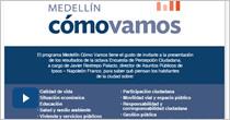 Medellín Cómo Vamos. Encuesta de percepción Ciudadana 2013
