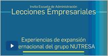 Experiencias de expansión internacional del grupo Nutresa
