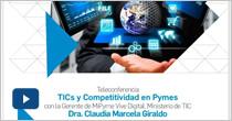 Tics como factor de competitividad en las Pymes